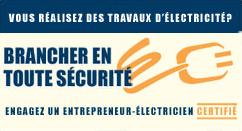 Logo : Brancher en Toute Securite