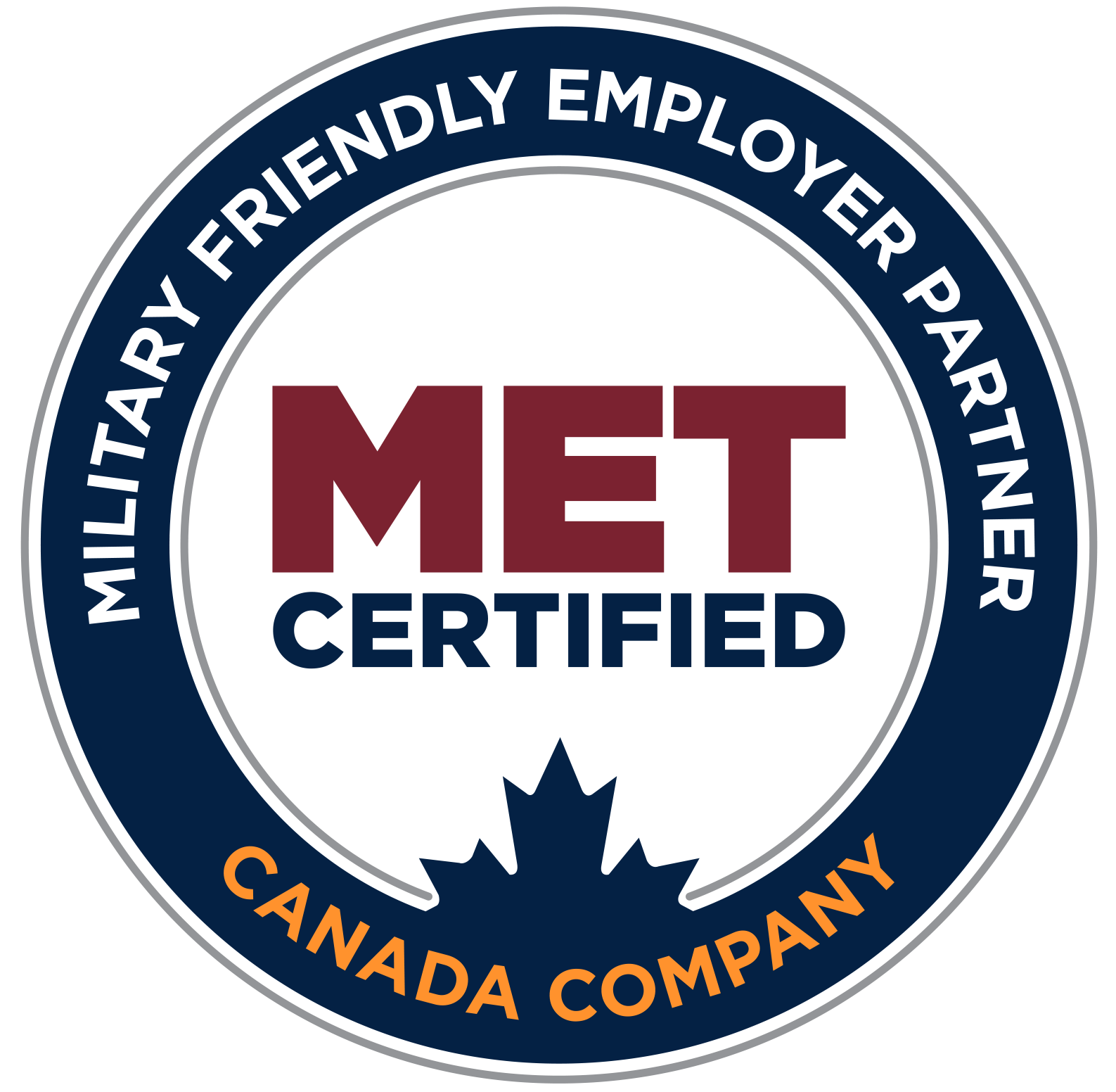 Military Friendly Employer Partner – The Canada Company Military Employment Transition (MET) Program assists Canadian Armed Forces Members, Reservists, Veterans and Military Spouses who are seeking to find jobs in the civilian workforce.