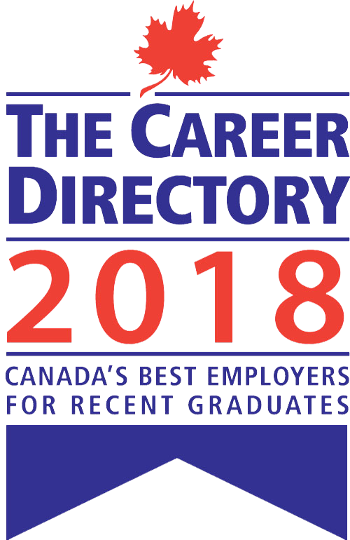 The Career Directory 2018 Award Badge