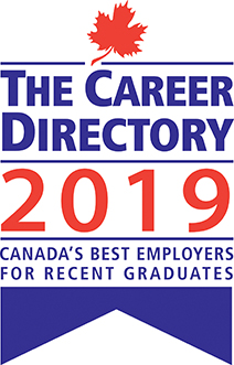 The Career Directory 2019 Award Badge