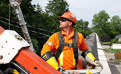 Power Line Maintainer