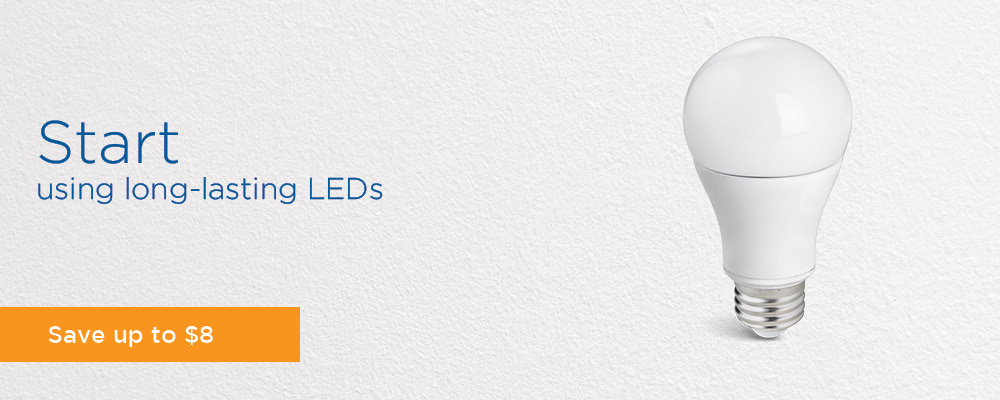 Save Energy Residential Coupons Energy Star Led