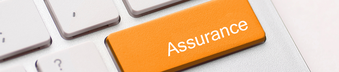 Touche de clavier d'ordinateur intitul�e � Assurances �