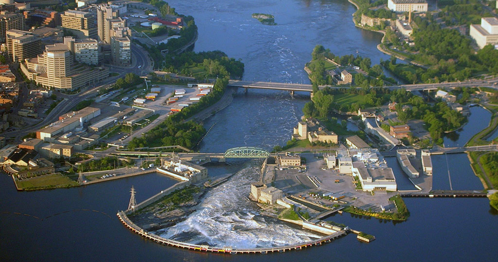 The Chaudière Expansion project