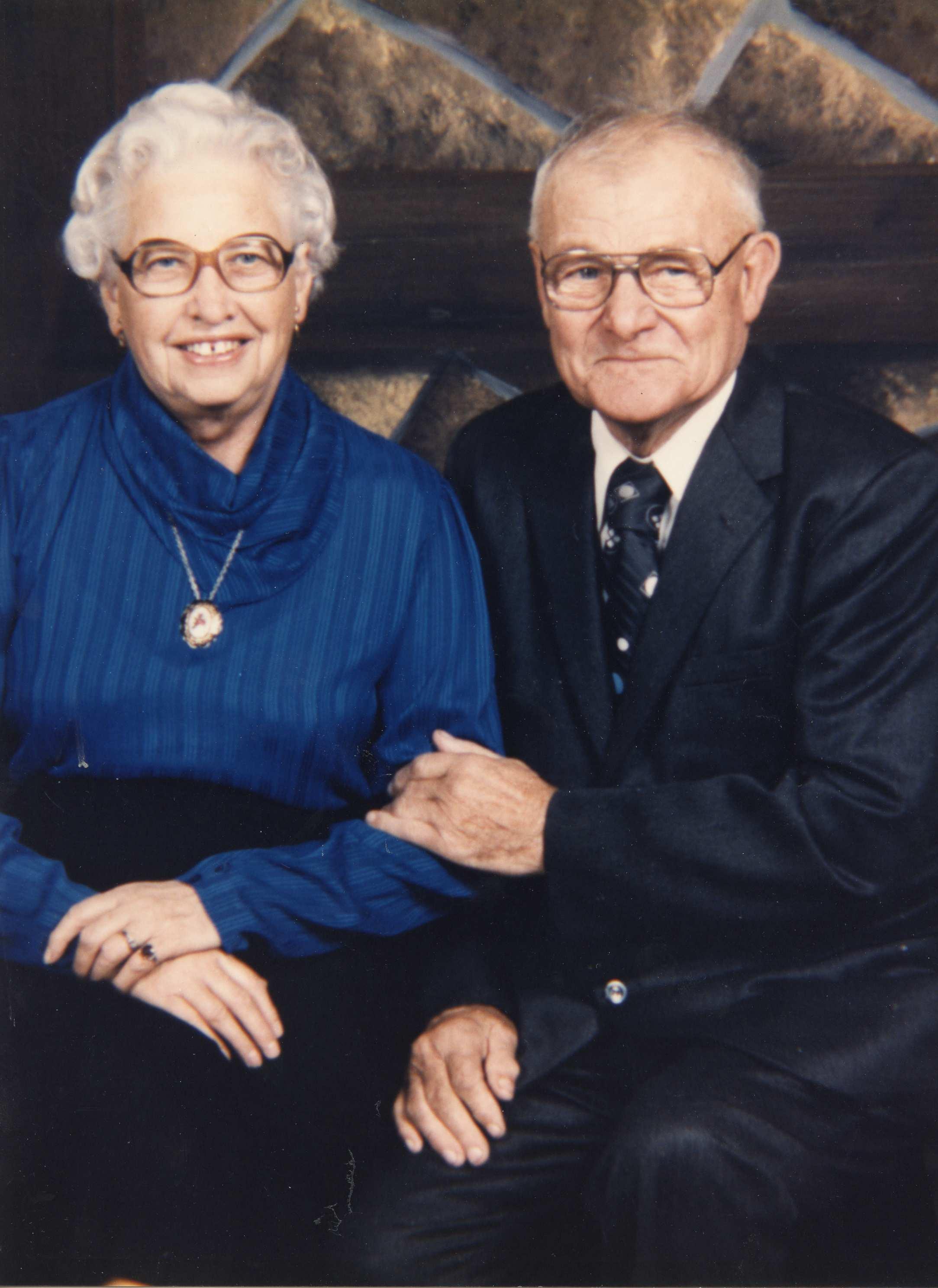 Elwin et Evelyn Vaughn se joignent à Richmond Hydro