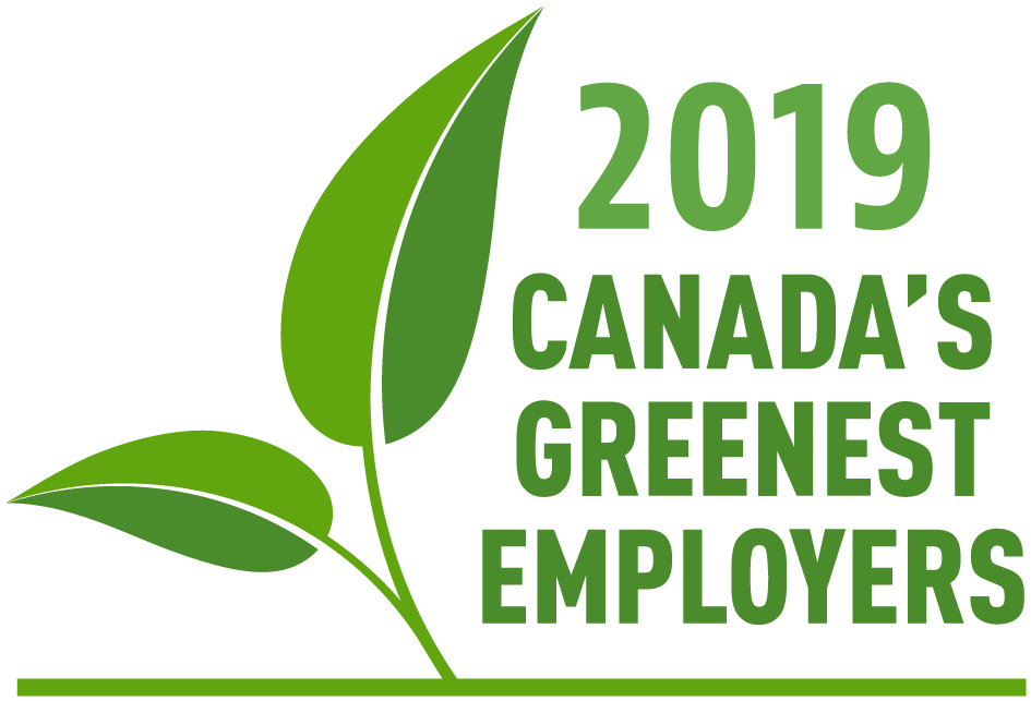 2019 Canada's Greenest Employers – Hydro Ottawa has been named one of Canada's Greenest Employers. This award recognizes that our commitment to sustainability extends beyond generating clean electricity to ensuring the environment is taken into consideration throughout every facet of our operations. This includes the provision of energy conservation tips and incentives to our customers.