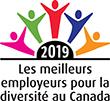 Le prix « Les meilleurs employeurs pour la diversité au Canada » reconnaît les entreprises d'un océan à l'autre qui ont une diversité exceptionnelle dans leur milieu de travail ainsi que des programmes d'inclusion.