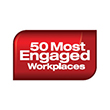 Recognized as one of the Achievers 50 Most Engaged Workplaces