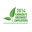 Recognized today for the fourth consecutive year as one of Canada's Greenest Employers