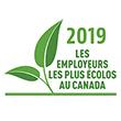 2019 Canada's Greenest Employers – Hydro Ottawa a été classée au rang des employeurs les plus écolos du Canada. Ce prix reconnaît que notre engagement à l'égard du développement durable va bien au-delà de la production d'électricité propre et que nous veillons à tenir compte de l'environnement dans chaque aspect de nos opérations. Les mesures que nous privilégions incluent notamment des conseils et des incitatifs de conservation d'énergie à l'intention de nos clients.