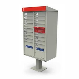 Canada Post Community Mailbox