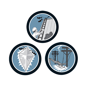 ESA safety icons