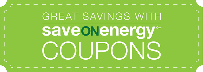 Save instantly on a wide range of energy-efficient products for your home