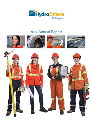 Annual Report 2014 Cover Image