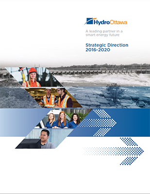Strategic Direction 2016-2020 Cover Image