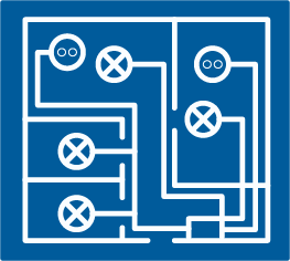Electrical Vault Icon