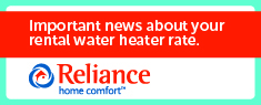 Reliance Home Comfort: Important News