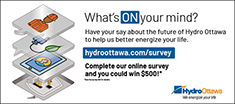 What's ON your mind? Rate survey