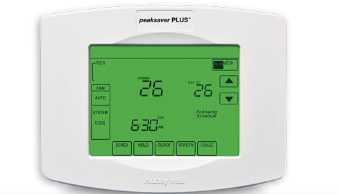 Utility Pro thermostat